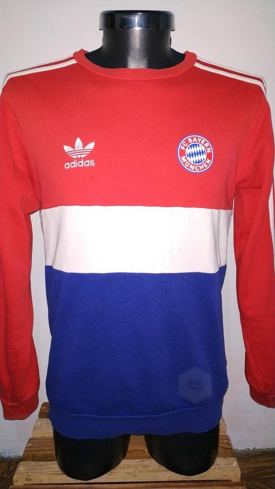 sale retailer c56d6 d8b6c Jersey Bayern Munich adidas Originals Sudadera - $ 699.00