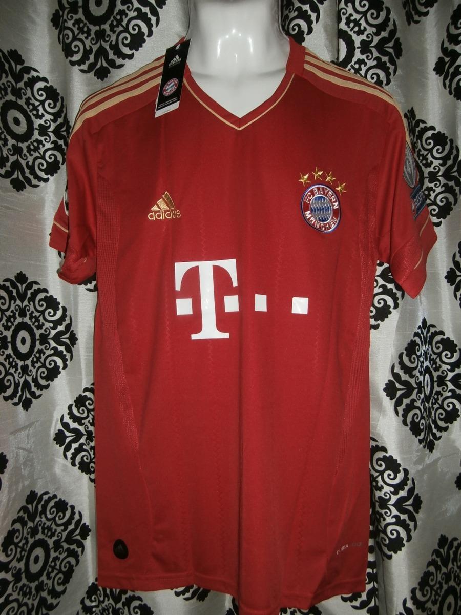 pretty nice 4b16a f7c14 Jersey Bayern Munich Local 2012/13 Y 2013/14 Arjen Robben