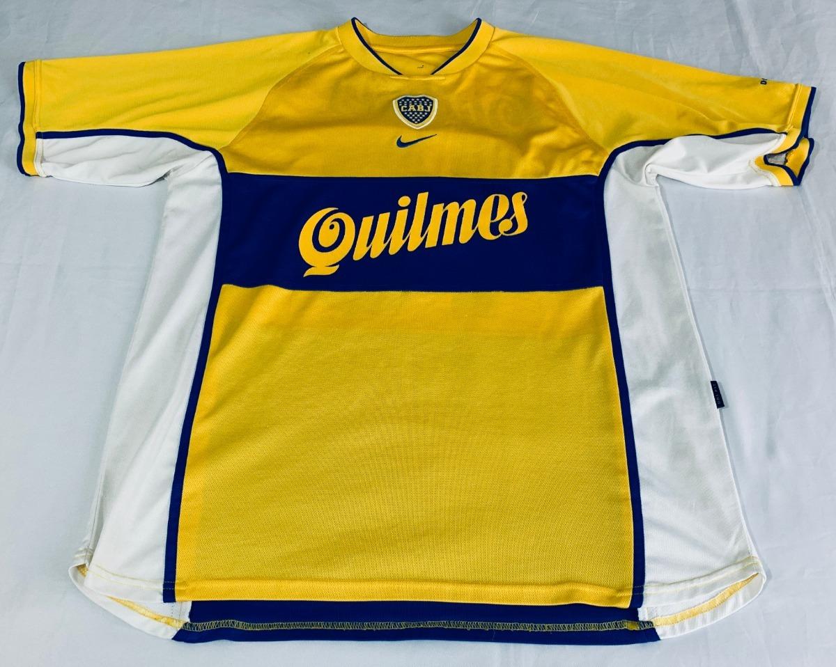 100% authentic c985b 31a07 Jersey Boca Juniors Nike Copa Libertadores Barros Riquelme - $ 899.00
