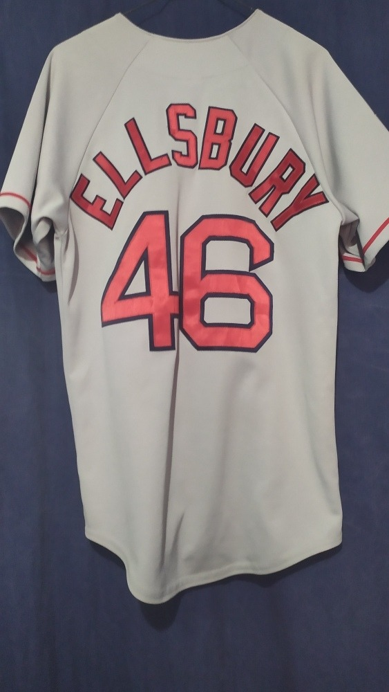 finest selection b11f1 1417f Jersey Boston Redsox Ellsbury No Dodgers Yankees Padres S - $ 1,100.00