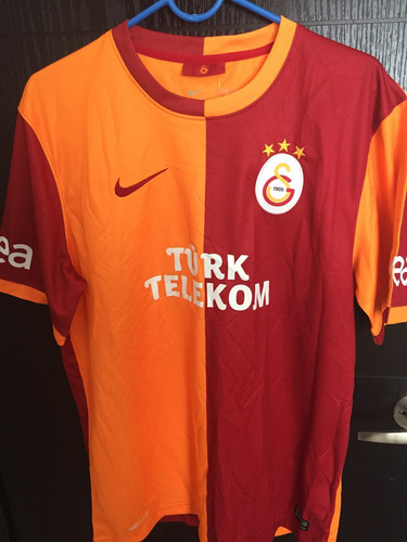 jersey caballero nike galatasaray local 2012-2013