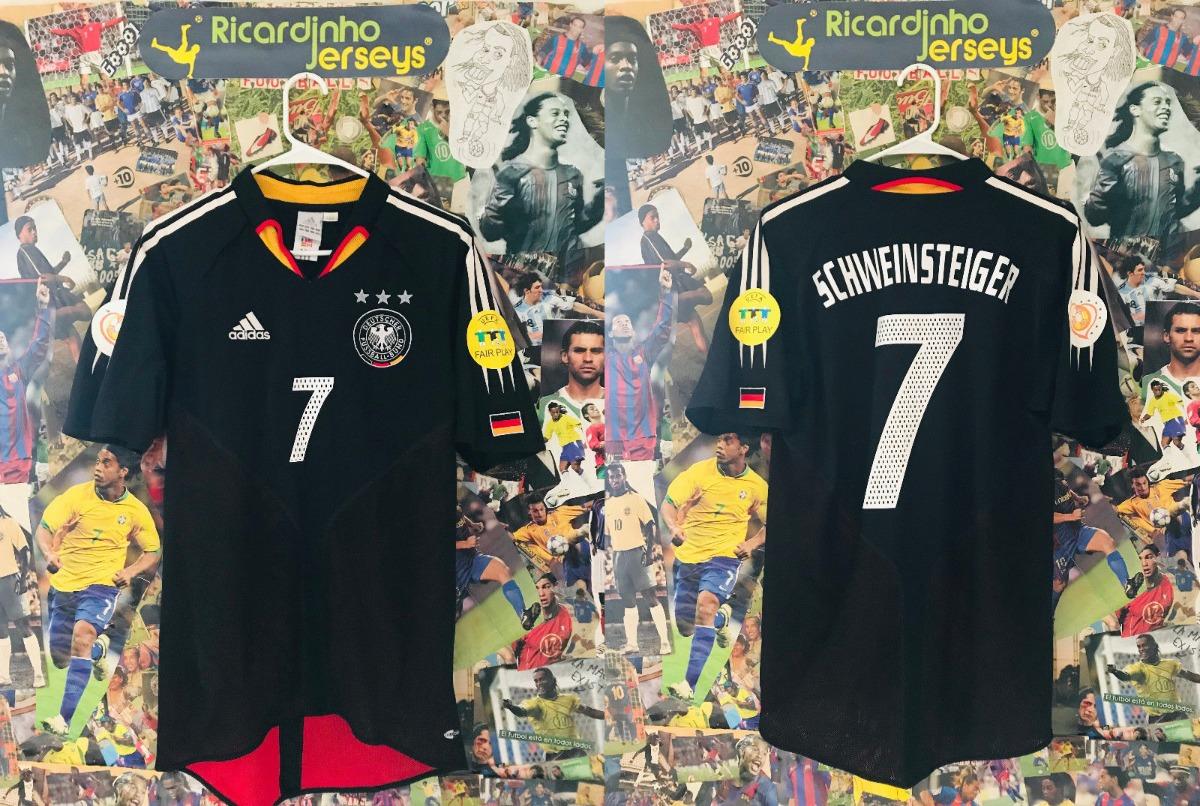 b268d845596a0 jersey camiseta adidas seleccion alemania schweinsteiger 04. Cargando zoom.