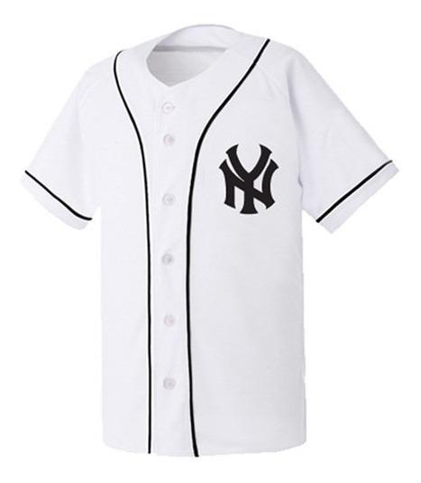 96205c5d08ba06 Jersey Camisola Beisbol Ny Yankes - $ 350.00 en Mercado Libre