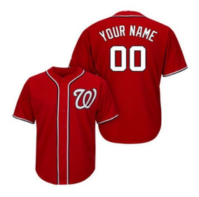 Camisola Beisbol Nationals Washington Jersey|An Empty-Nesters' Christmas Trip