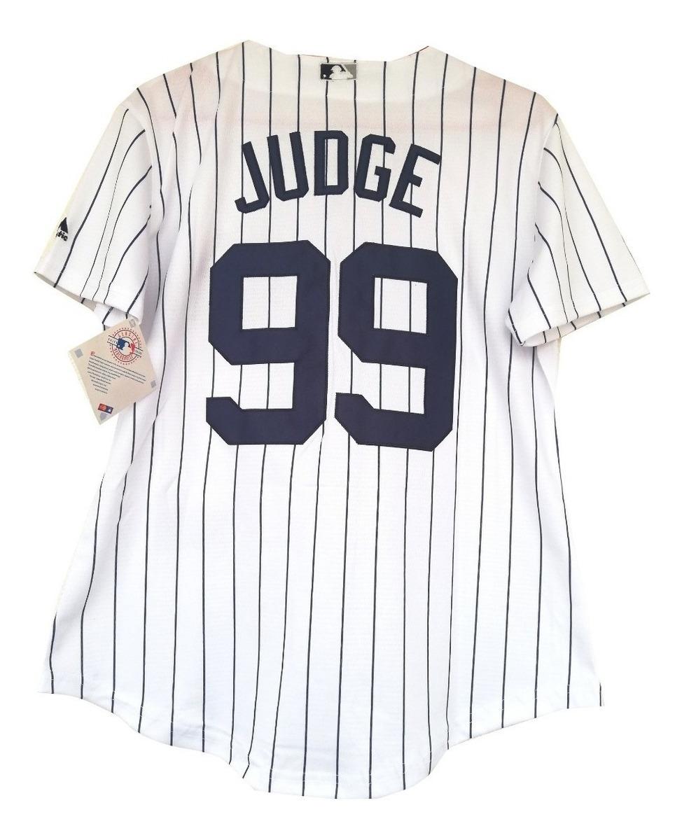 f9b558719b82d8 Jersey Camisola New York Yankees Dama Mujer Judge - $ 900.00 en ...