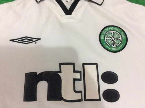 jersey celtic de escocia talla m no pagas envio