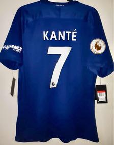 huge discount f2b4c d2b48 Jersey Chelsea 2017-2018 Nike Kanté 7