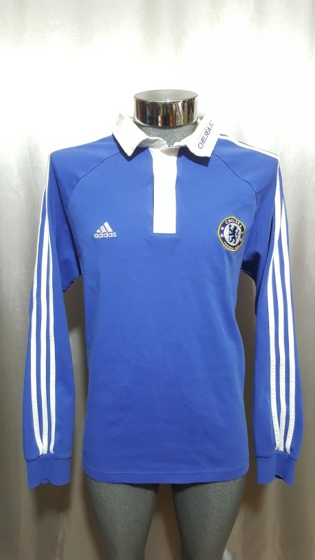 buy online 8acfc 37609 Jersey Chelsea Fc Retro adidas 2008 Tipo Rugby 100% Original - $ 349.00