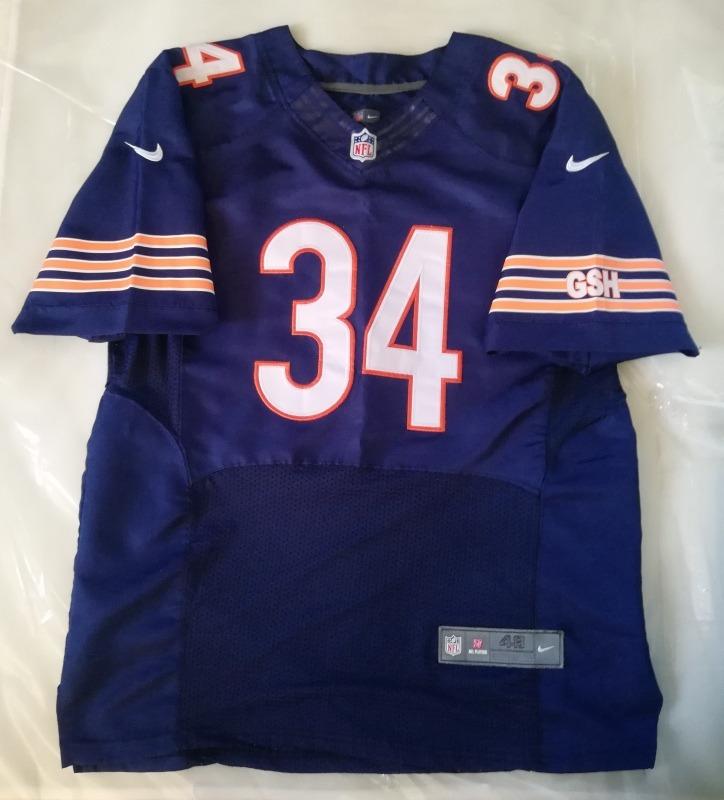 f7f1449a3fb Jersey Chicago Bears Nike Elite #34 Walter Payton Xl - $ 989.00 en ...