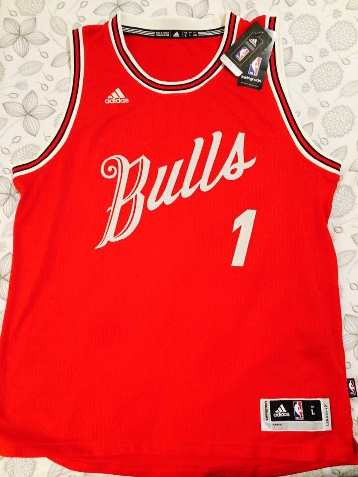 best loved 2406c 81c90 Jersey Chicago Bulls Edición Especial Retro adidas Nba