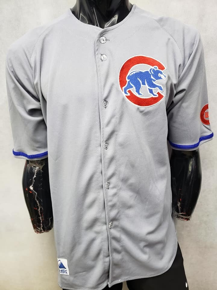 save off 6b38f ce326 Jersey Chicago Cubs Jerseys, Cubs Baseball