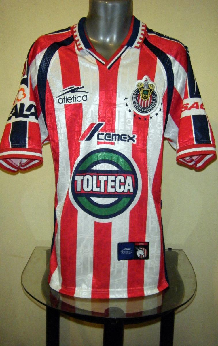 release date f434b da237 Jersey Chivas 2000 No. 11 Ramon Morales - $ 650.00