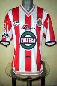 95859680b00 Jersey De Chivas Centenario 9 Omar Bravo - Artículos de Fútbol en Mercado  Libre México