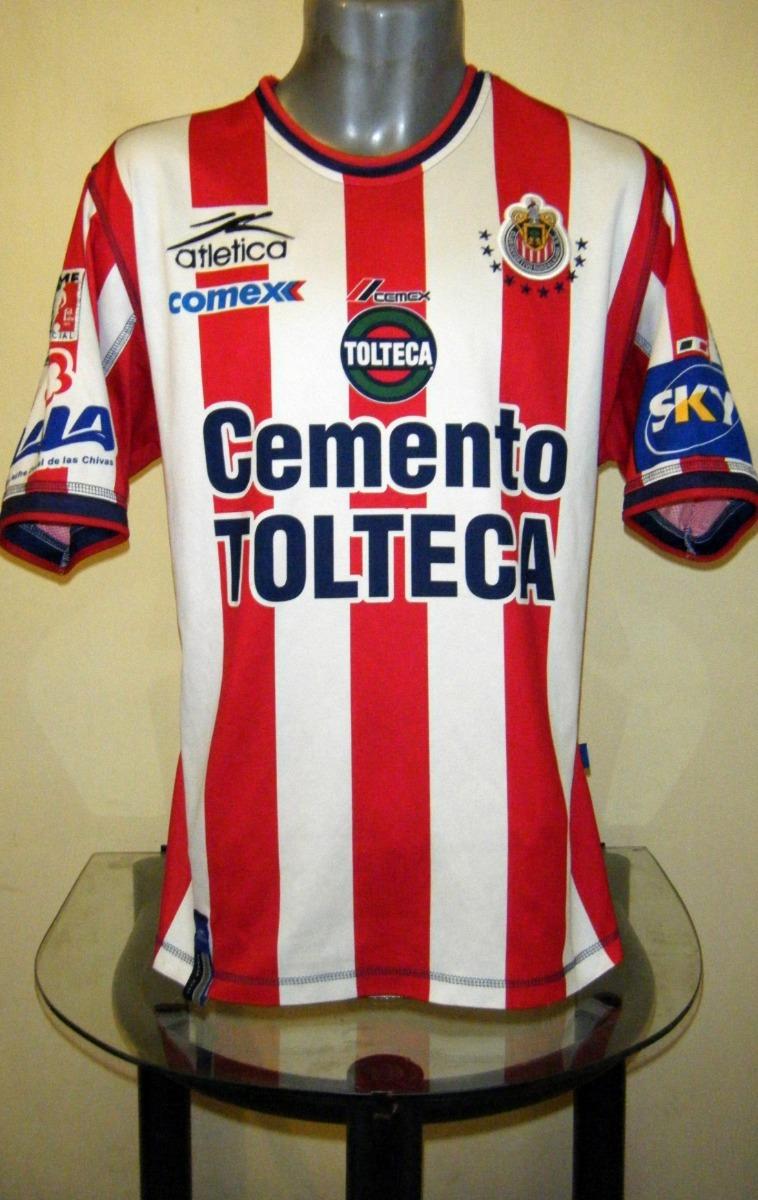 wholesale dealer a4525 62cff Jersey Chivas 2002 No. 11 Ramon Morales - $ 1,100.00