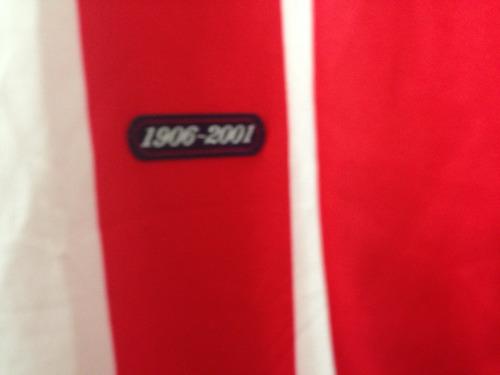 jersey chivas atletica talla xl manga corta 2001