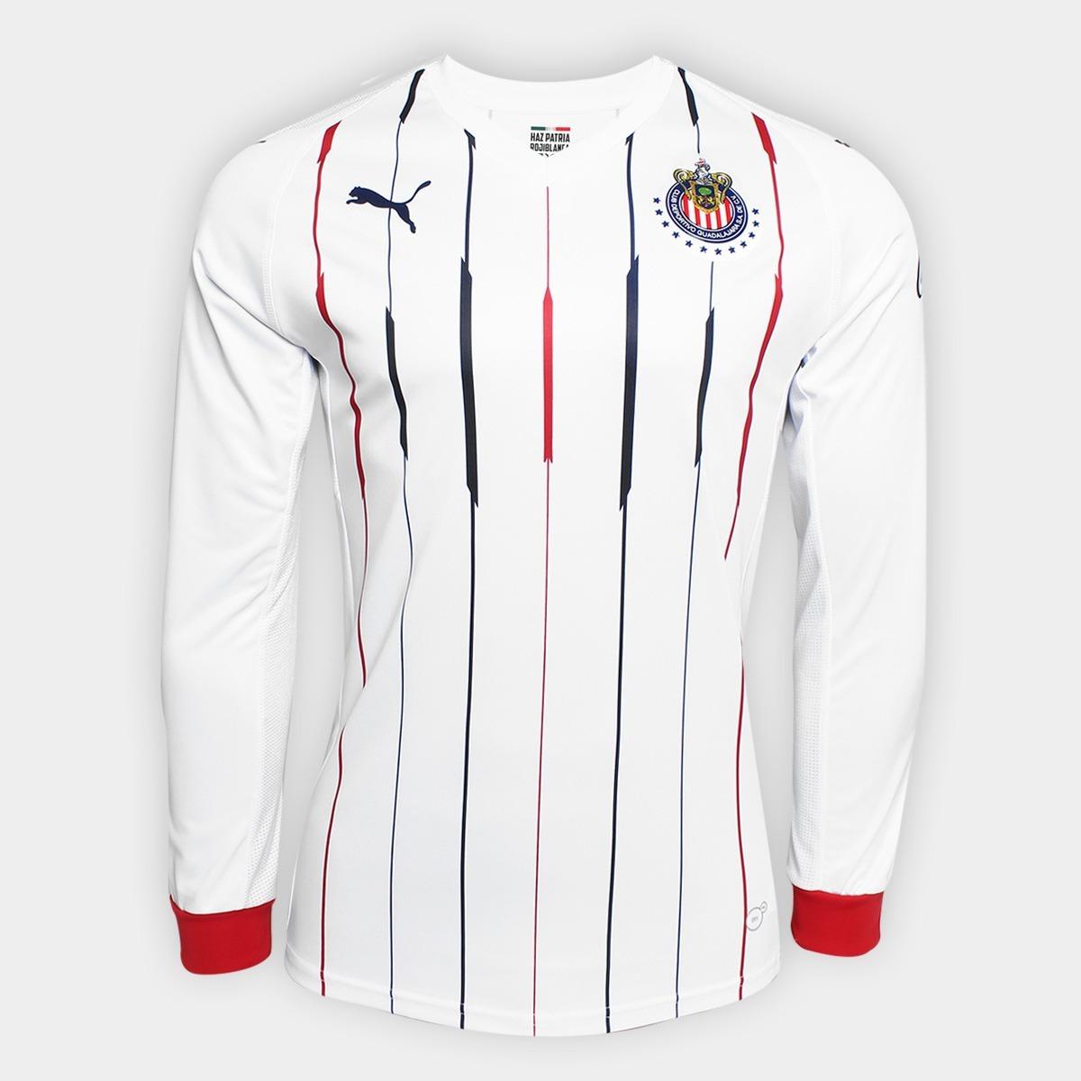 Jersey Chivas Camisa Original 18-19 Visita Aficionado Nepa ... cdaaa75646873