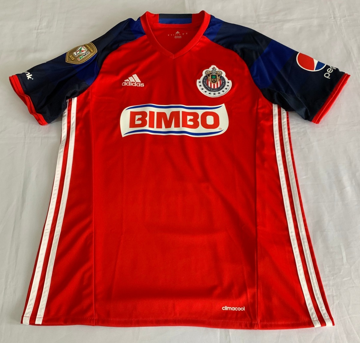 innovative design 47e27 5b324 Jersey Chivas Guadalajara Copa Mx Orbelín Pineda