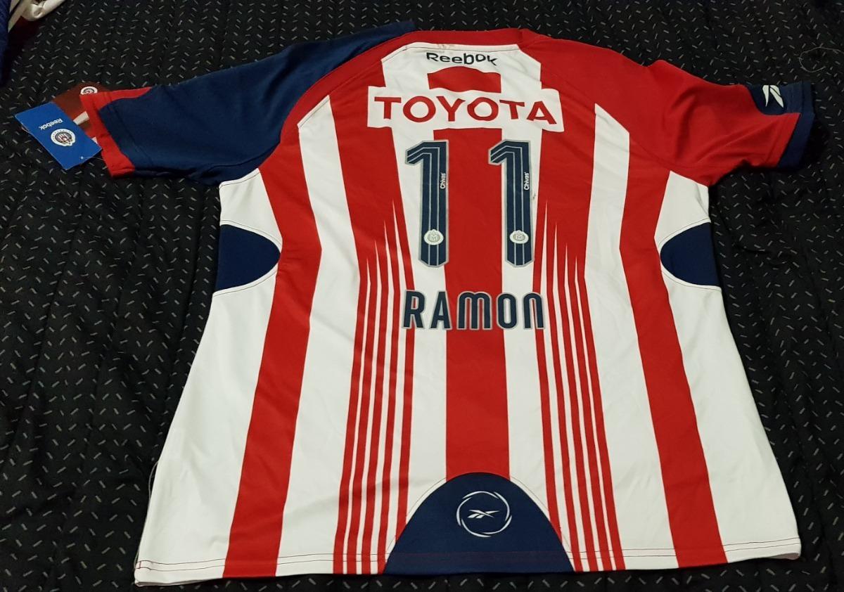 sale retailer 028f3 8d932 Jersey Chivas Reebok #11 Ramon Morales