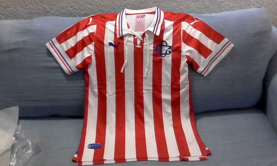 huge discount 1bb83 c29b1 chivas retro jersey