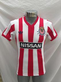 san francisco 10041 7483b Jersey Chivas Retro Nissan