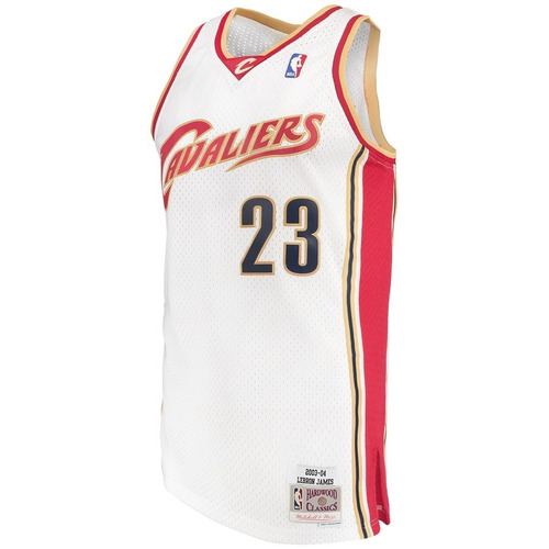 official photos 95855 10b28 Jersey Cleveland Cavaliers Lebron James Mitchell & Ness