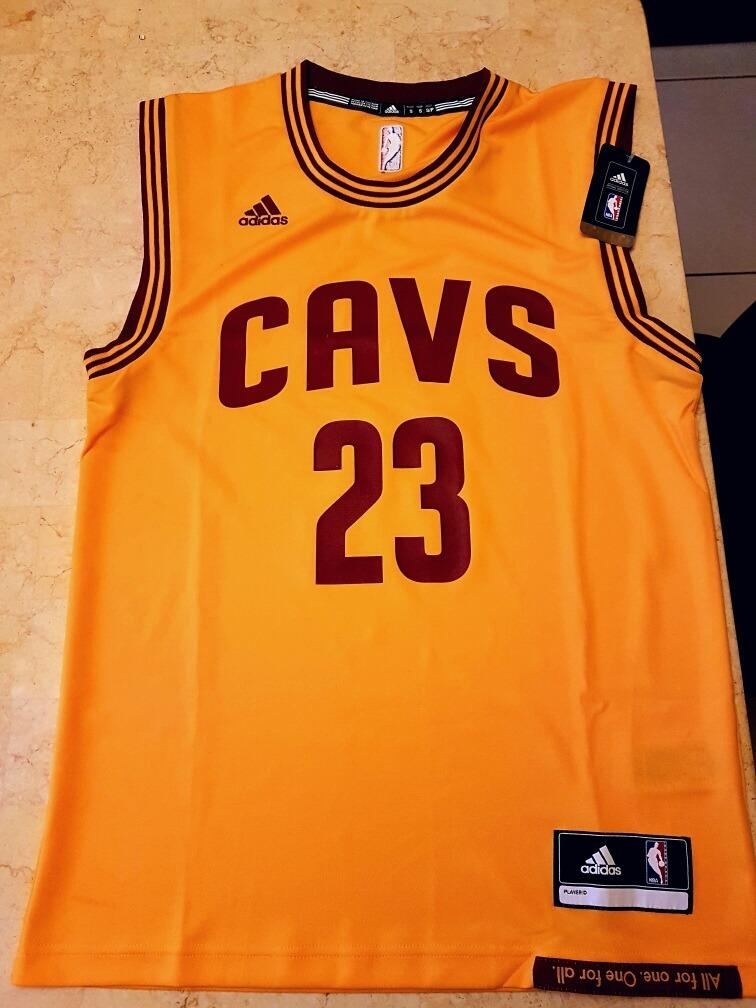 san francisco a1718 70710 Jersey Cleveland Cavaliers Original Lebron James Envio Grati