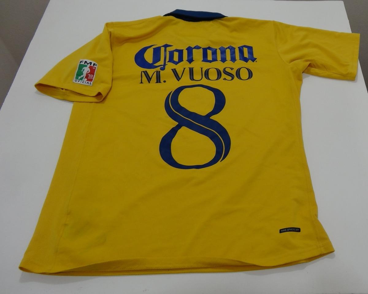 new style 23651 a6f8e Jersey Club America 2006-2007 Matias Vuoso Utileria Local - $ 2,150.00