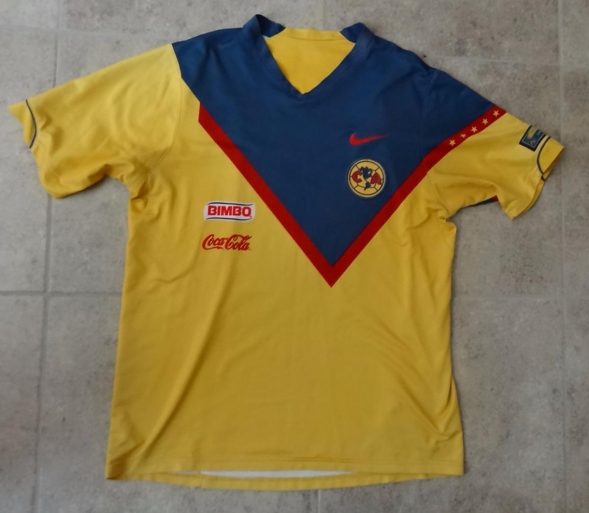 promo code dd3f2 f4a17 Jersey Club America 2006 De Epoca Original Cabañas Juego - $ 2,250.00