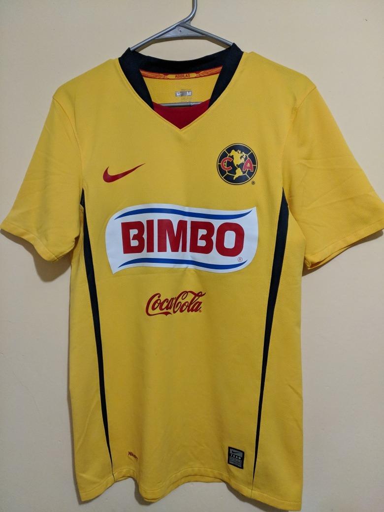 346972e7c37 Jersey Club América 2008-09 Versión Jugador -   990.00 en Mercado Libre