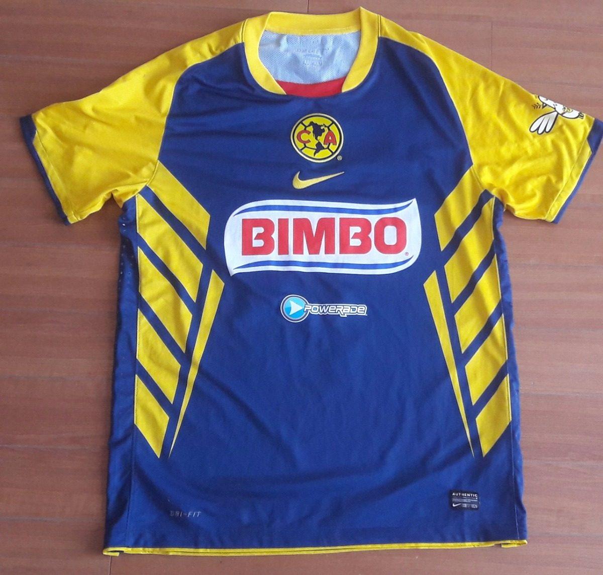 competitive price d8898 ee682 Jersey Club America 2010-2011 Vicente Sanchez Utileria Visit - $ 1,950.00