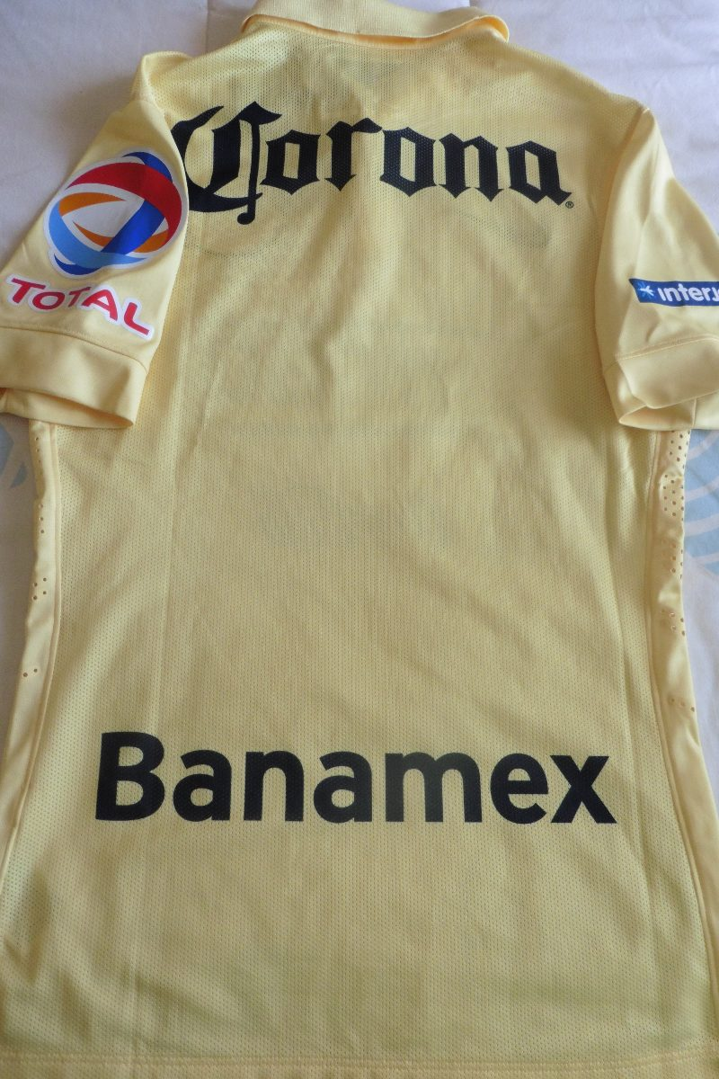 new styles bf2be b3b2b Jersey Club América Local Nike Authentic 14/15 - Code 7