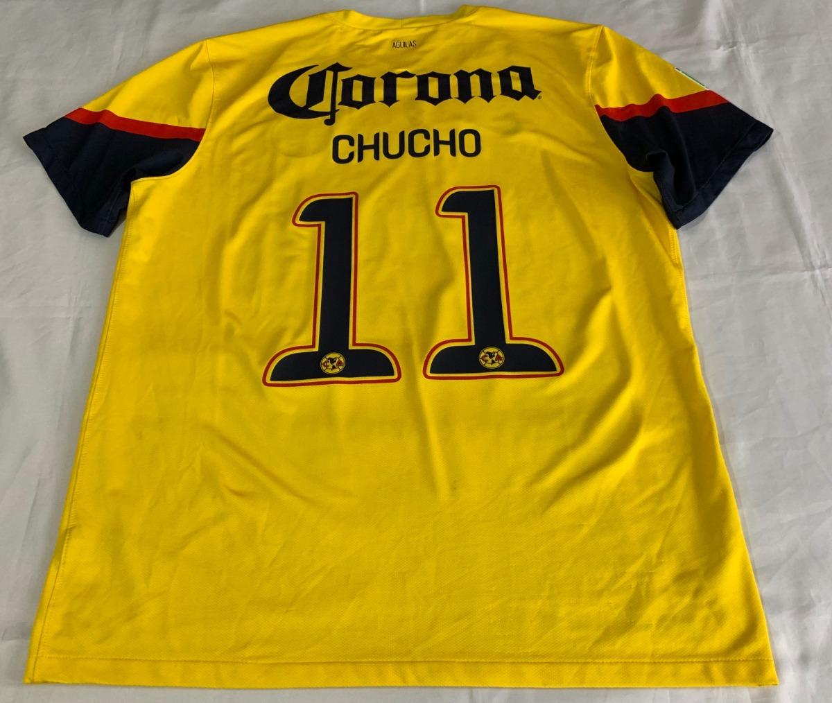 online store cb3c5 a7ebf Jersey Club America Nike Chucho Benitez - $ 799.00