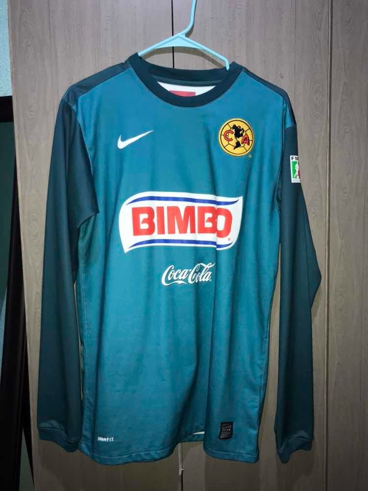 new product 7e574 ba0ac Jersey Club América Portero 2009/2010 - $ 2,000.00