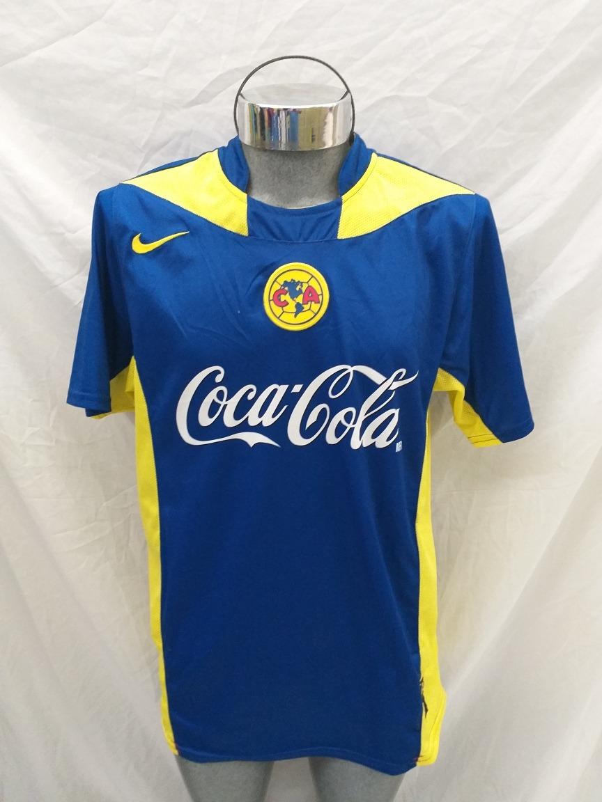 4438adbe3dfd3 Jersey club américa visita cuauhtémoc blanco cargando zoom jpg 864x1152  Club america jersey 2005