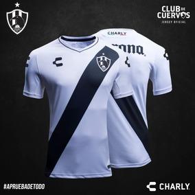 100% authentic 6df85 0c1fa Jersey Club Cuervos Estrella Campeon Nueva Original Charly