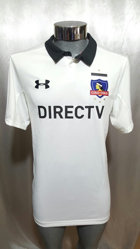 wholesale dealer 7ab78 25620 Jersey Colo Colo 2017 Local Under Armour Original