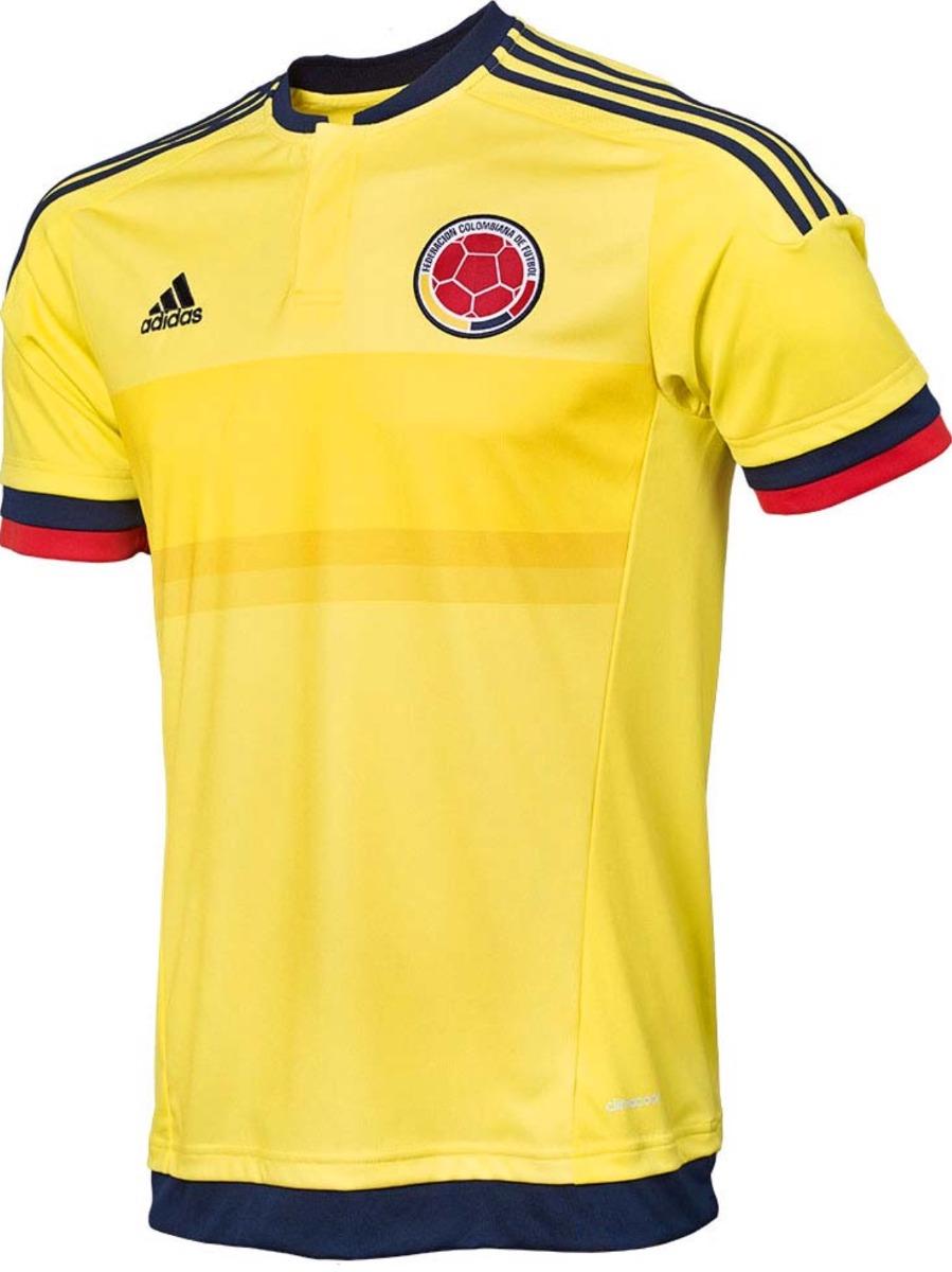 bf5de211a Jersey Colombia 2017 Local Mateus Uribe Envío Gratis - $ 798.00 en ...