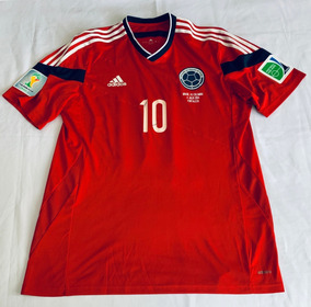 Jersey Colombia Adizero adidas Original Mundial Brasil
