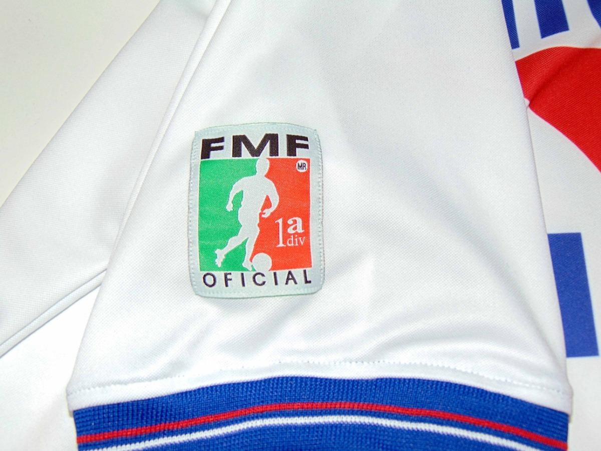e9cfaefd3462e Jersey Cruz Azul Invierno 97 Campeon Conmemorativa Reedicion ...