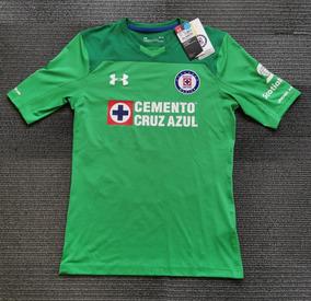 0ec1ab143 Jersey Cruz Azul Portero - Jerseys Clubes Nacionales Cruz Azul en Mercado  Libre México