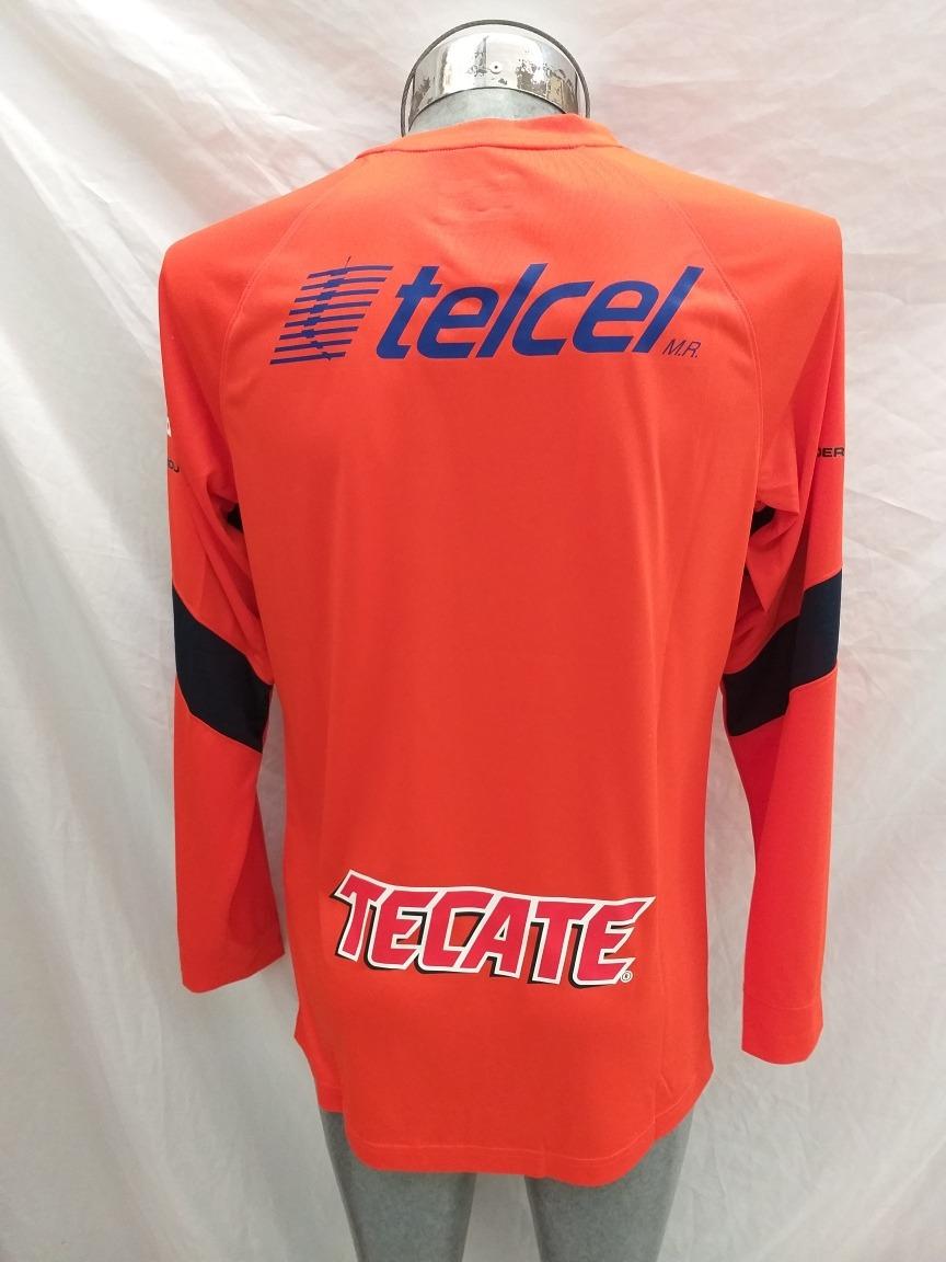 10346d438 Jersey Cruz Azul Portero Naranja -   649.00 en Mercado Libre