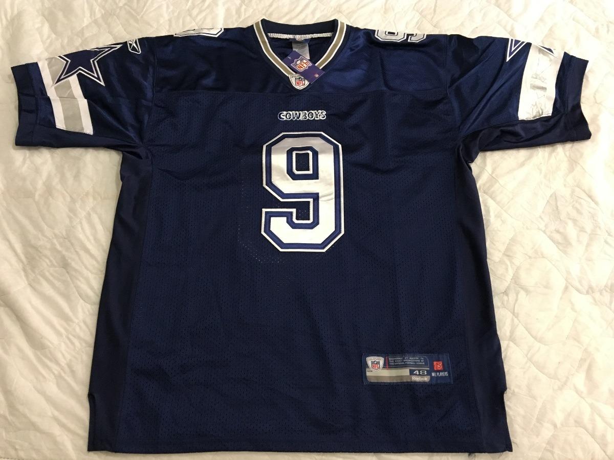 huge selection of 3e1dd bdbbf Jersey Dallas Cowboys Vaqueros Tony Romo Reebok Onfield 2011 - $ 949.00