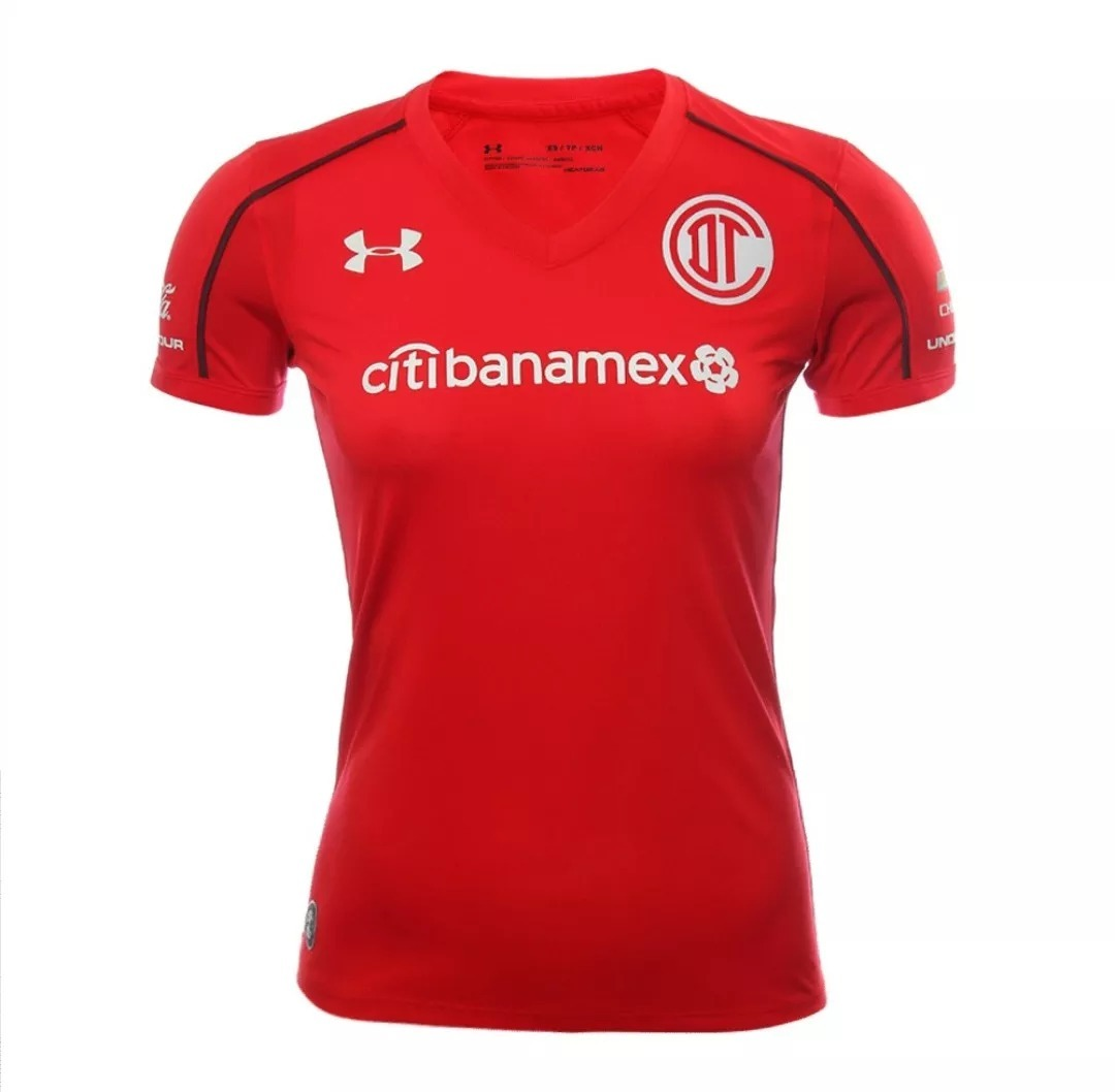 1cd285ba3326d jersey dama diablos under armour talla s 100 % original. Cargando zoom.