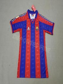 big sale fbdce 17b63 Jersey De Antaño Fc Barcelona Kappa Local 1996