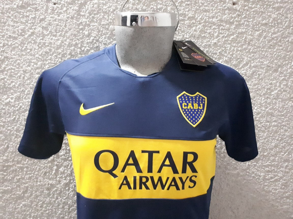 size 40 b6bb2 d48f7 Jersey De Boca Junior 2018 Copa Libertadores