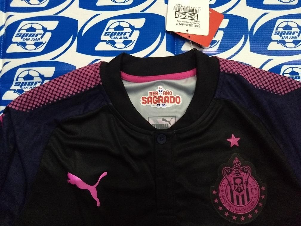 check out 9294e dcd0e Jersey De Chivas Project Pink Original