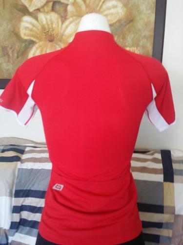 jersey de ciclismo chico