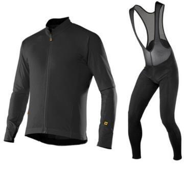 jersey de ciclismo mavic manga larga, ruta y mtb