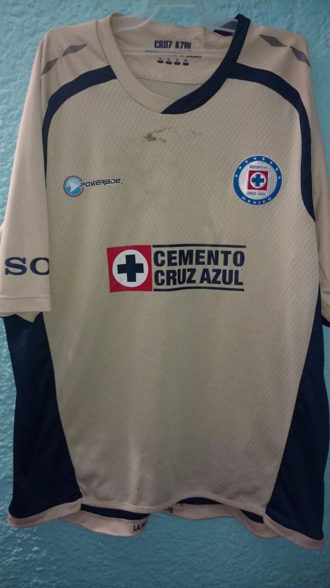 1f78de8ba40 Jersey De Cruz Azul Umbro -   500.00 en Mercado Libre