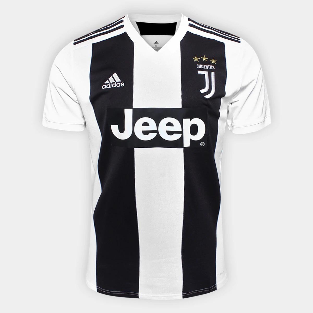 finest selection 156d4 edd5f Jersey De La Juventus Local 18/19, Ronaldo, Original...